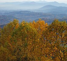 Smoky Mountains by crystalseye
