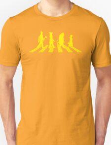 Yellow Brick Abbey Road T-Shirt