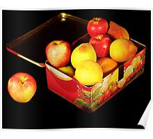 Fruit Case Poster