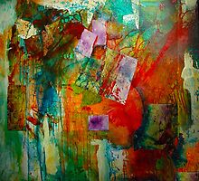 Abstract One by Marti   Schmidt