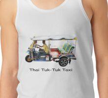 Thai Tuk-Tuk Taxi Tank Top