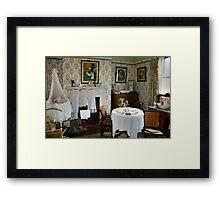 Old Room Framed Print