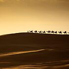 Sand Dunes strollers by James Deypalan