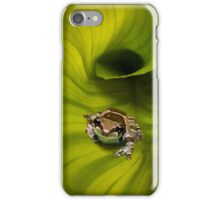 Escaping the Hosta iPhone Case/Skin