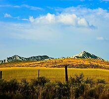 Lone Mountain by Doug Graybeal