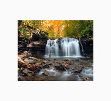 Autumn At Wyandot From The Waters Of Kitchen Creek Unisex T-Shirt