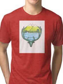 The wild nature Tri-blend T-Shirt