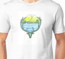 The wild nature Unisex T-Shirt