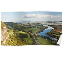 Perthshire View Poster