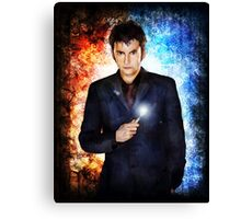 He's like fire and ice and rage. Canvas Print