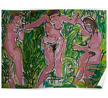 Painting: Matisse Reflux Poster