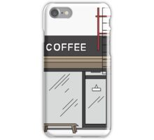 The Coffee Shop iPhone Case/Skin