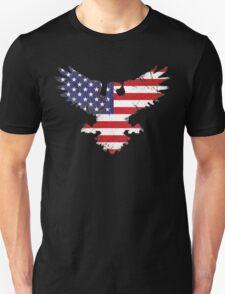 American Eagle - Flag T-Shirt