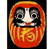 Daruma Doll Photographic Print