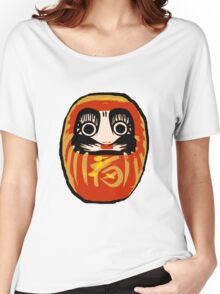 Daruma Doll Women's Relaxed Fit T-Shirt