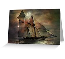SAILS....... Greeting Card