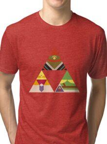 Legend of the Tri Tri-blend T-Shirt