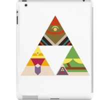 Legend of the Tri iPad Case/Skin