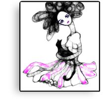 Mary Mojito Canvas Print