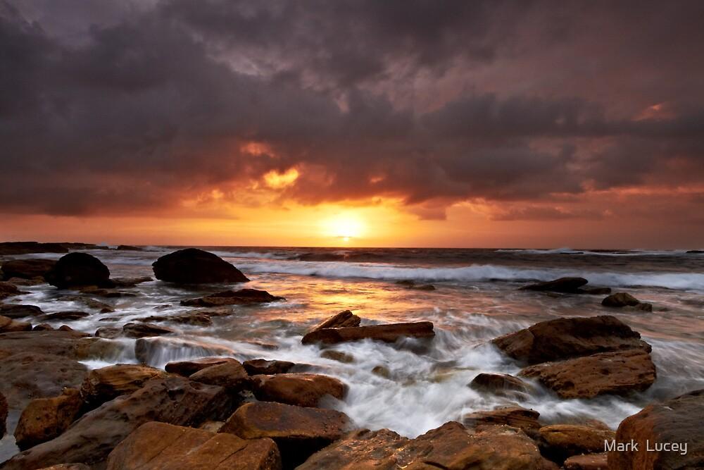 Lucky Break  - Little Bay NSW by Mark  Lucey