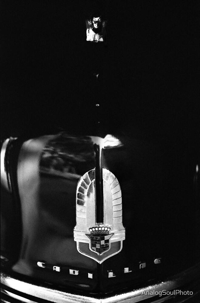 1941 Cadillac by AnalogSoulPhoto