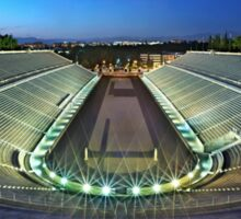 The Panathenaic Stadium Sticker