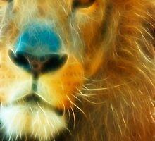 Lion King  by Miguel Avila