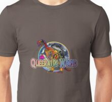 Queerassic World with Tyrannysaurus Regina Unisex T-Shirt