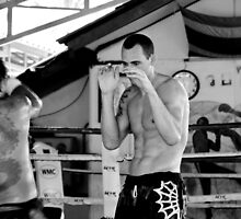 Thai Boxing by Andrew Kalpage