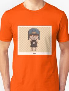 Emo Kawaii Girl Unisex T-Shirt