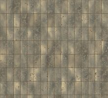 Rustic Metal Panels Texture Background by allhistory