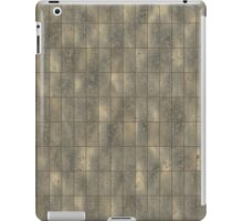 Rustic Metal Panels Texture Background iPad Case/Skin