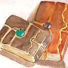 Hand Bound Journals by Sally Griffin