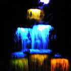 Rainbow Waterfall by Sharlene Gray