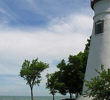 """Marblehead Lighthouse"" by Robert Burdick"