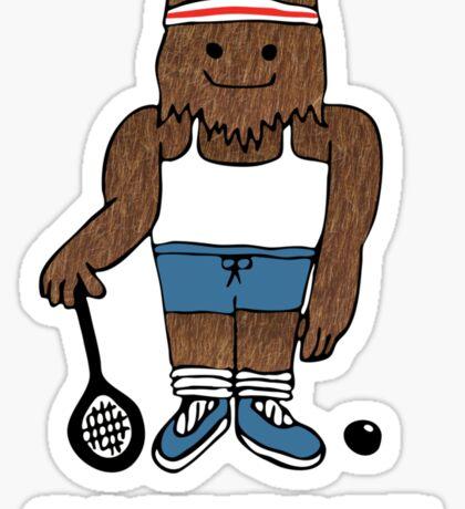 Sasquash Sticker