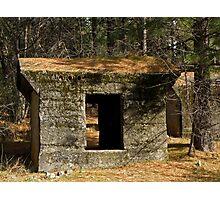 Pennsylvania Mine Remnants Photographic Print