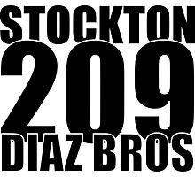 The Diaz Bros Photographic Print