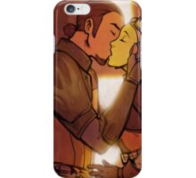 SWR Kanera Kiss iPhone Case/Skin