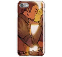SWR Kanera Kiss iPhone Case/Skin