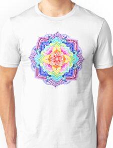 Color Mandala Unisex T-Shirt
