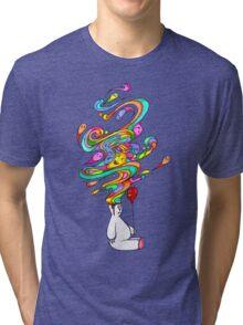 Polar Dreams Tri-blend T-Shirt