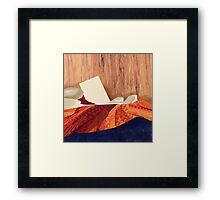 """Vital Principle""  Framed Print"