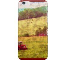 Making Hay iPhone Case/Skin