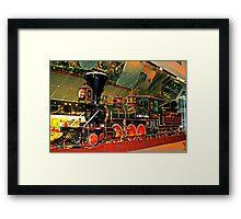 """""""Empire"""" Framed Print"""