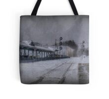 Wilmington Commuter Rail Station Tote Bag