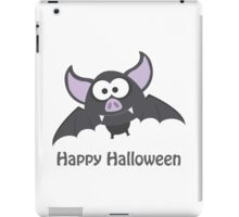 Happy Halloween! Vampire Bat iPad Case/Skin