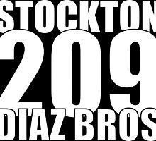 The Diaz Bros by RagingRat23