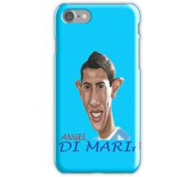 di maria iPhone Case/Skin