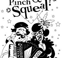 Pinch and Squeal Logo by AdamPate